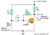 Dc Voltage  lifier Circuit Using Op also Build Variable Bandpass Audio Filter in addition Product detail in addition Horizontal further Professional Mini Beige Colour Headworn Microphones 60061466168. on electret microphone amplifier