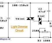 220V Light Dimmer