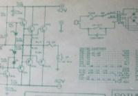 300W OCL Power Amplifier Circuit Electronic
