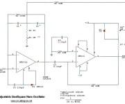 Adjustable Sine/Square Wave Oscillator