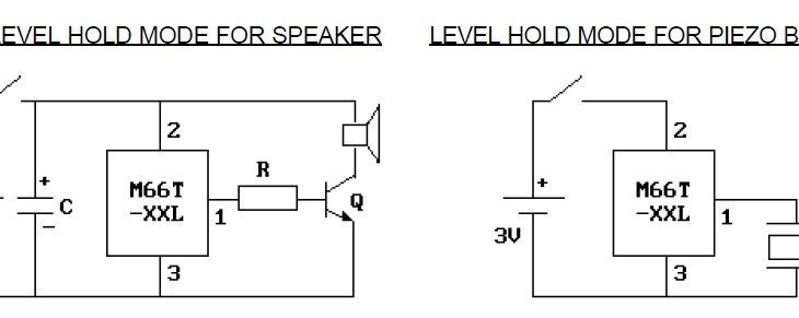 M66T Melody Generator diagram
