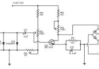 Tachometer circuit