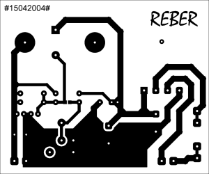 PCB layout for variable power supply
