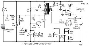 Long range FM transmitter