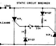 Static Circuit Breaker / RFI Eliminator