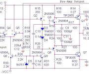 70W OCL Power Amplifier