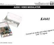 300-2500Hz Audio Bandpass Filter
