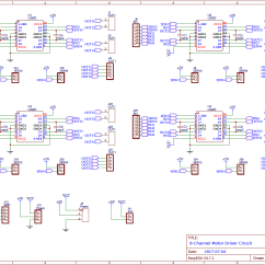 L293d Motor Driver Circuit Diagram Bee R Rev Limiter Type H Wiring Impremedia