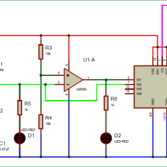 Tachometer Wiring Diagram Two Lights One Switch Automatic Rain Sensing Wiper Circuit Using 555 Timer Ic