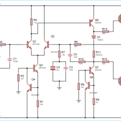 2000 Watts Power Amplifier Schematic Diagram Router Wiring Mosfet Circuit Hight Resolution Of For 100 Watt Using