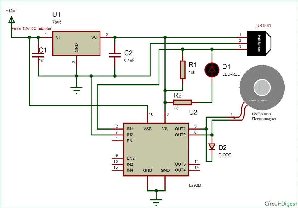 medium resolution of diy brushless motor using fidget spinner circuit diagram