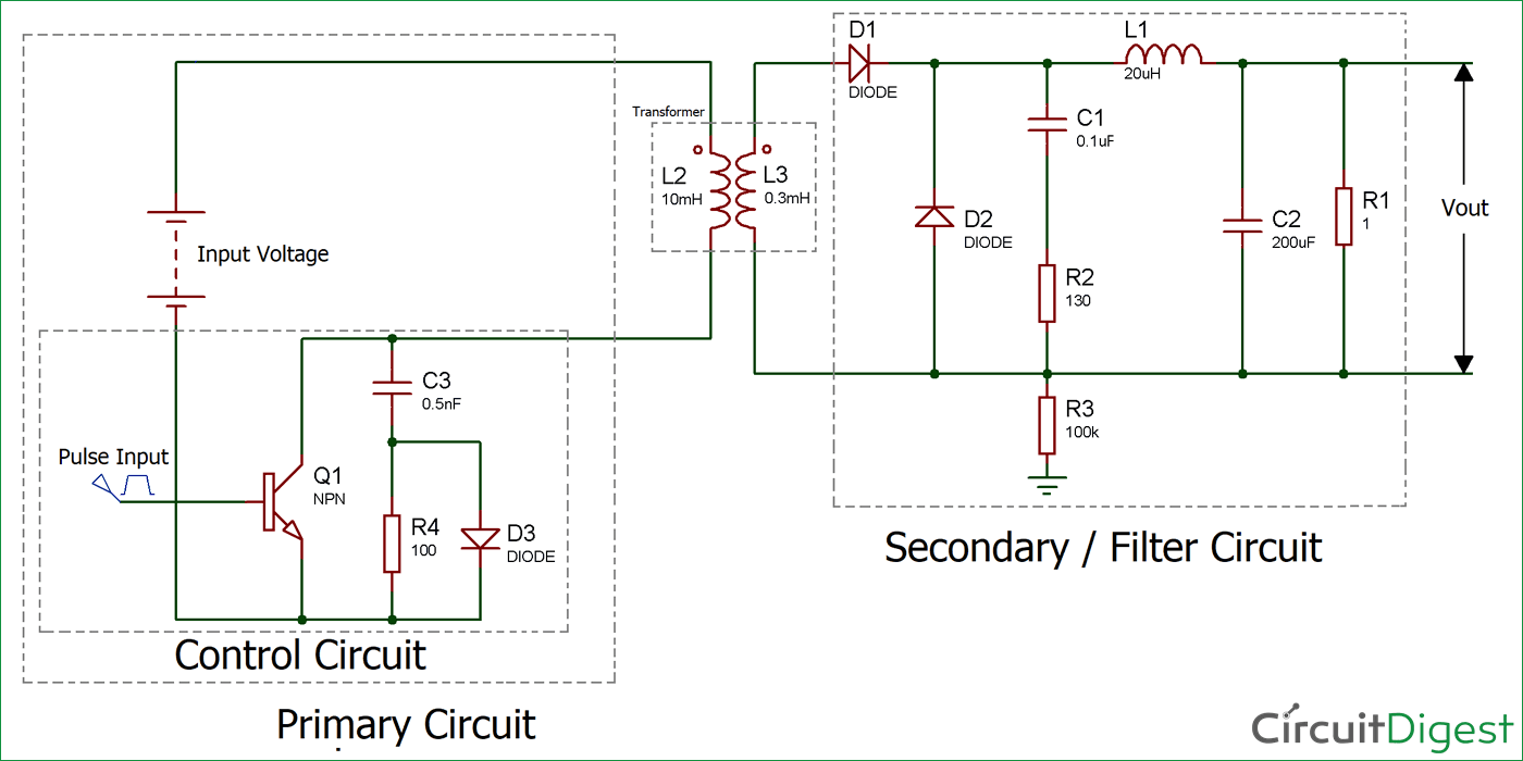 hight resolution of circuit diagram for forward converter