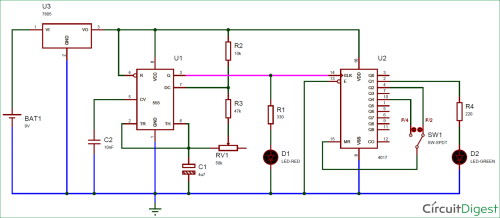 small resolution of frequency divider circuit diagram