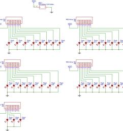 merry me pcb circuit diagram [ 1100 x 1014 Pixel ]