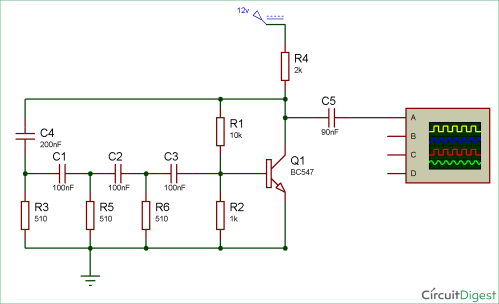 small resolution of simple sine wave generator circuit using transistor mix simple sine wave generator circuit diagram using transistor