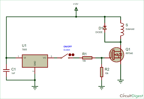 small resolution of solenoid circuit diagram