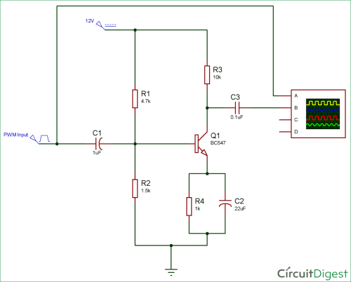 small resolution of transistor amplifier circuit diagram
