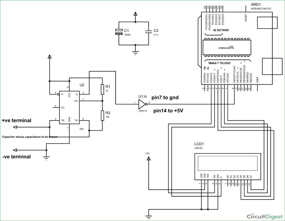 medium resolution of arduino capacitance meter circuit diagram