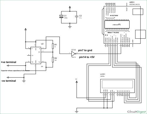 small resolution of arduino capacitance meter circuit diagram
