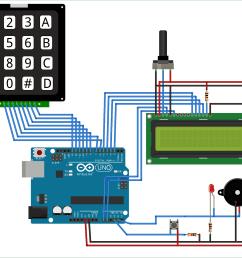 arduino based countdown timer circuit diagram [ 1500 x 1276 Pixel ]