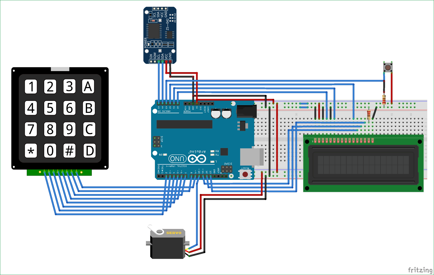 hight resolution of automatic pet feeder using arduino society serial servo controller electronic circuit schematic
