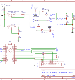 circuit diagram for 7 4v two step lithium battery charger circuit [ 1500 x 1230 Pixel ]