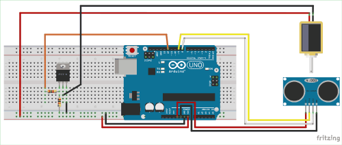 small resolution of circuit diagram for automatic water dispenser using arduino