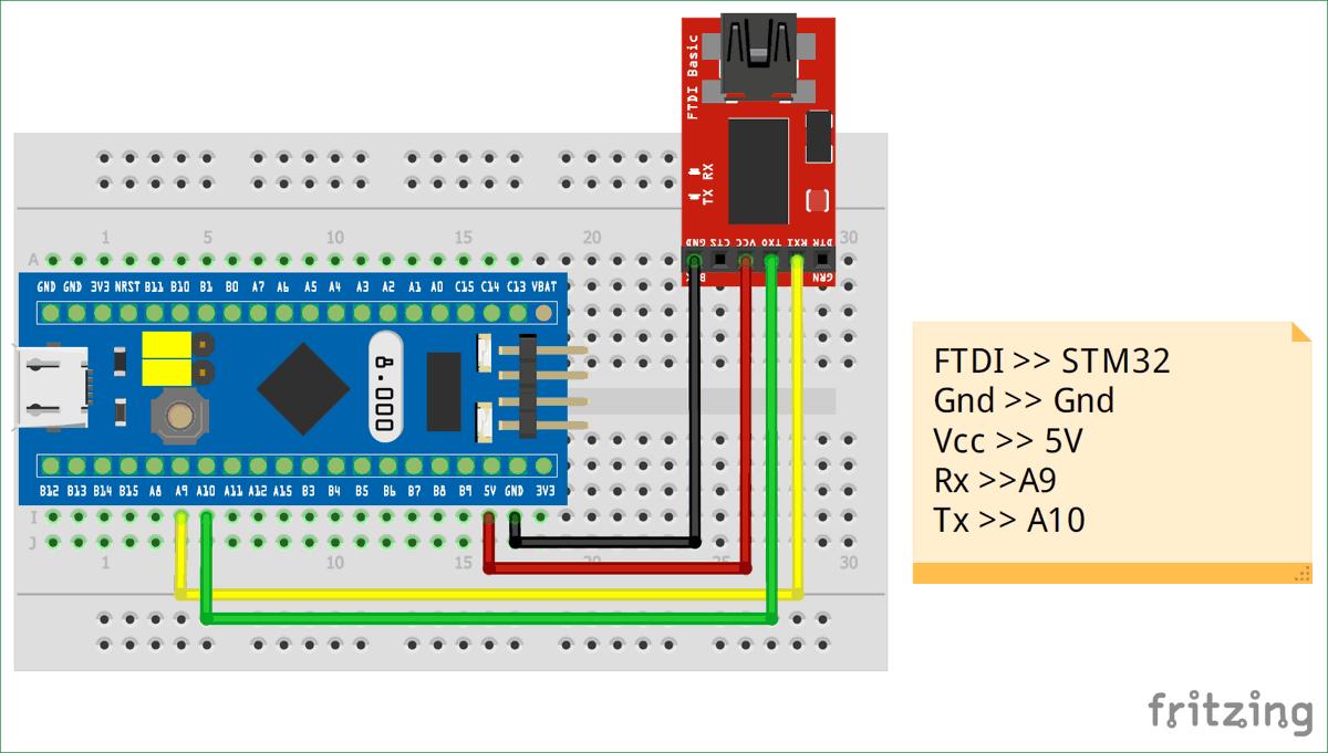 hight resolution of circuit diagram for blinking led using stm32