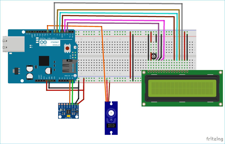 Diy Arduino Digital Protractor Using Mpu Gyroscope