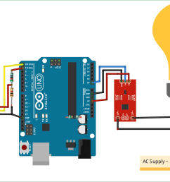 circuit diagram for iot based electricity energy meter using esp12 and arduino [ 1500 x 1061 Pixel ]