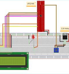 circuit diagram for pulse width modulation pwm using arm7 lpc2148 [ 1200 x 961 Pixel ]