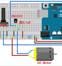 dc motor speed control circuit diagram using arduino and potentiometer [ 1500 x 841 Pixel ]