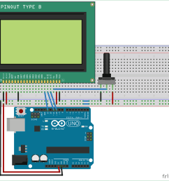 interfacing circuit diagram of graphical lcd with arduino [ 1200 x 1096 Pixel ]