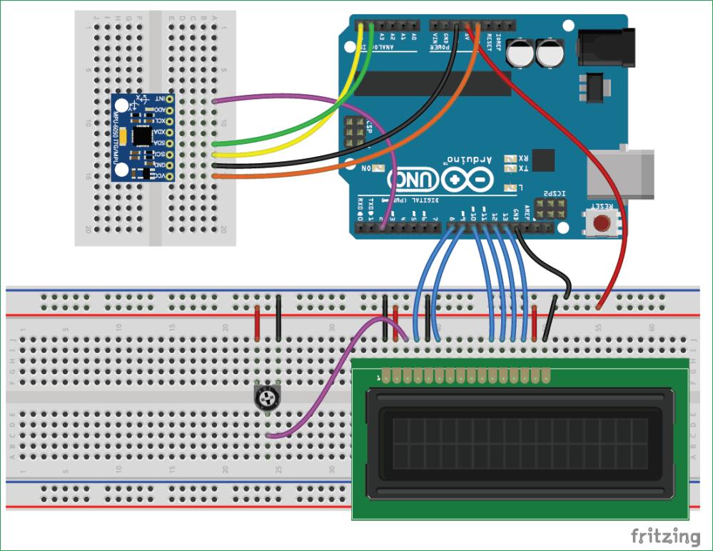 medium resolution of mpu6050 gyro sensor circuit diagram for interfacing with arduino