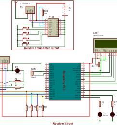 raspberry pi rf remote control circuit diagram [ 1596 x 1151 Pixel ]