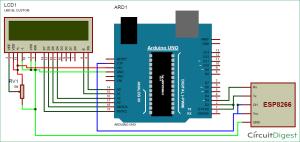 Sending Email using Arduino Uno and ESP8266 WiFi Module