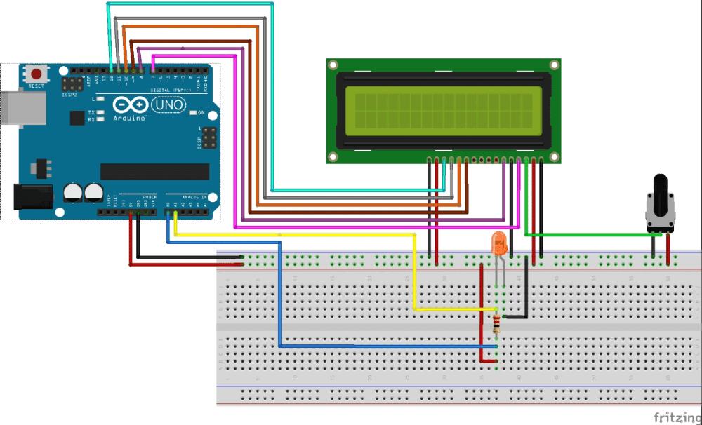 medium resolution of arduino based digital ammeter circuit diagram