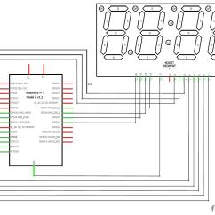 Seven Segment Pin Diagram Usb Car Charger Wiring 7 7730 Display Diagrams Auto Parts