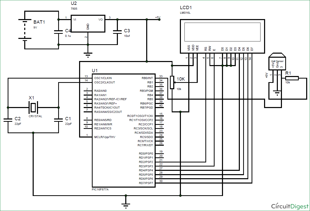 hight resolution of circuit diagram and hardware setup