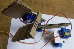 DIY Arduino Robotic Arm Project with Circuit Diagram & Code