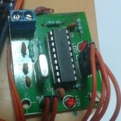 Phone Wires Diagram Tekonsha Prodigy P2 Trailer Brake Controller Wiring Dtmf Controlled Robot Using Arduino: Complete Project With Circuit Diagram, C Code & Video