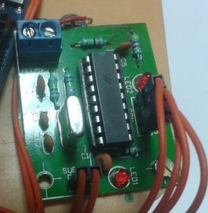 DTMF Controlled Robot using Arduino: Complete Project with Circuit Diagram, C Code & Video