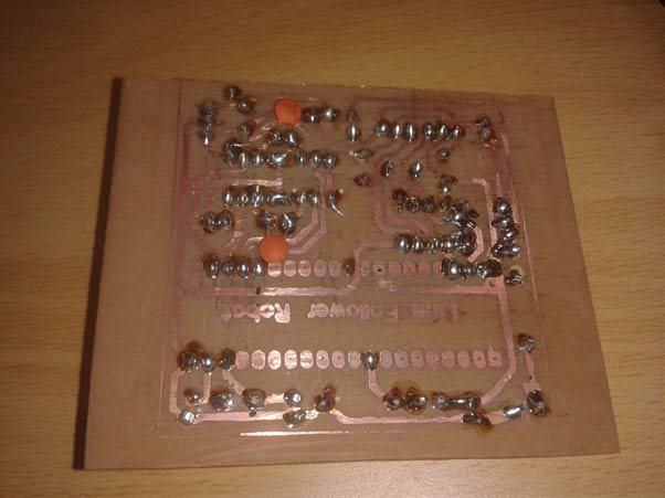 How To Make A Printed Circuit Board Pcb At Home
