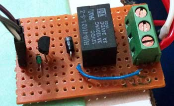 simple circuit diagram hotpoint dryer wiring arduino based automatic plant irrigation system with message alert