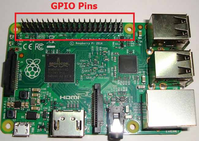 Raspberry Pi Gpio Wiring Tutorial