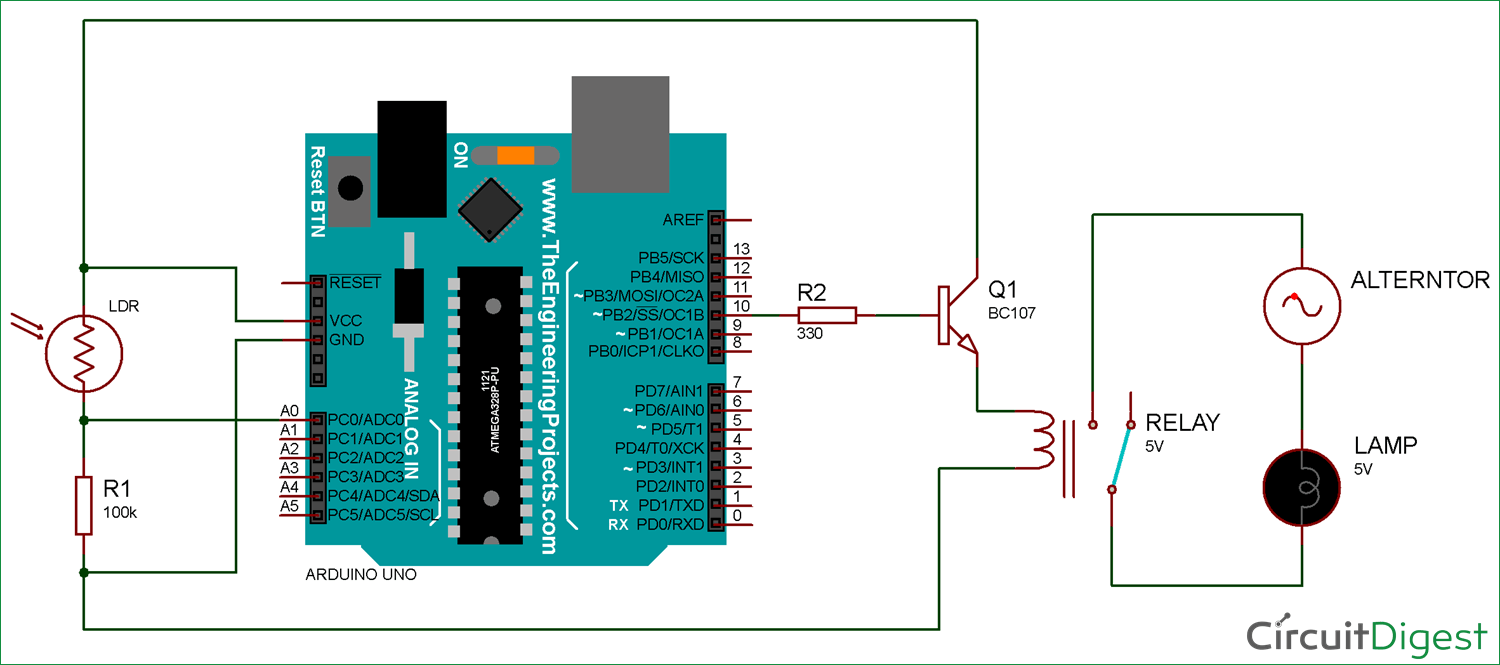 hight resolution of arduino light sensor circuit diagram using ldr and relay