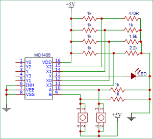 What is Multiplexer, How it works & Multiplexer Circuit