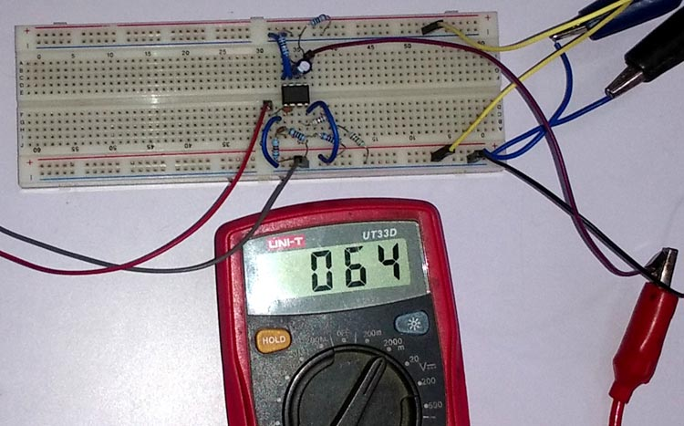 Circuit Schematic Diagram And Formula Of Square Oscillator Using Comparator