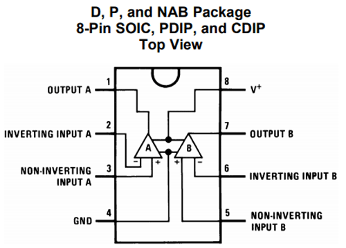 Overcurrent Protection Circuit using Op-Amp
