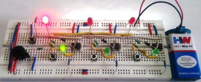 Buzzer Circuit Diagram Powersupplycircuit Circuit Diagram